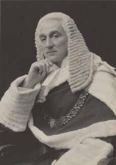 Rufus Isaacs, 1st Marquess of Reading, by Walter Stoneman, for  James Russell & Sons - NPG Ax39014