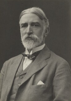 Arthur Beresford Pite, by Walter Stoneman, for  James Russell & Sons - NPG Ax39027