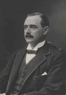 Arthur Cecil Murray, 3rd Viscount Elibank, by Walter Stoneman, for  James Russell & Sons - NPG Ax39042