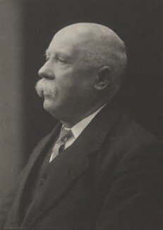 Sir Stephen Collins, by Walter Stoneman, for  James Russell & Sons - NPG Ax39046