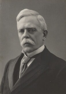 Joseph Allen Baker, by Walter Stoneman, for  James Russell & Sons - NPG Ax39054