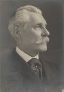 John Poynder Dickson-Poynder, 1st Baron Islington, by Walter Stoneman, for  James Russell & Sons, circa 1916 - NPG Ax39063 - © National Portrait Gallery, London