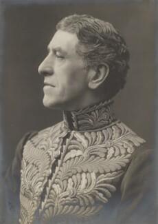 Sir Ellis Jones Ellis-Griffith, 1st Bt, by Walter Stoneman, for  James Russell & Sons - NPG Ax39064