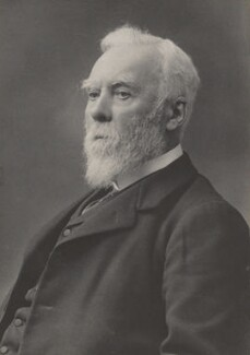 George Cowell, by Walter Stoneman, for  James Russell & Sons - NPG Ax39076