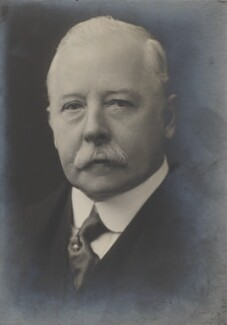 Carmichael Thomas, by Walter Stoneman, for  James Russell & Sons - NPG Ax39093