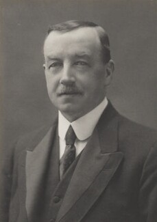 Arthur Henderson, by Walter Stoneman, for  James Russell & Sons - NPG Ax39094