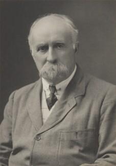 Douglas Brooke Wheelton Sladen, by Walter Stoneman, for  James Russell & Sons - NPG Ax39135