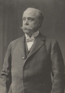 Sir William Henry Bennett, by Walter Stoneman, for  James Russell & Sons - NPG Ax39137