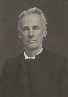Hon. Edward Lyttelton, by Walter Stoneman, for  James Russell & Sons - NPG Ax39175