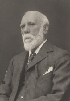James Broughton Edge, by Walter Stoneman, for  James Russell & Sons - NPG Ax39195