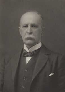 Sir William Osler, 1st Bt, by Walter Stoneman, for  James Russell & Sons, circa 1916 - NPG Ax39210 - © National Portrait Gallery, London