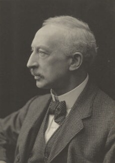 Arthur Hacker, by James Russell & Sons - NPG Ax39215