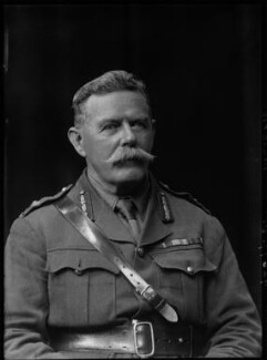 Francis Seymour Inglefield, by Walter Stoneman - NPG x43218