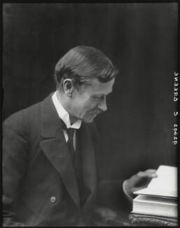 Sir (William) Graham Greene, by Walter Stoneman - NPG x43261