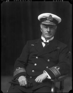Bentinck John Davies Yelverton, by Walter Stoneman - NPG x43332