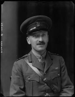Rowland Thomas Baring, 2nd Earl of Cromer, by Walter Stoneman - NPG x43362