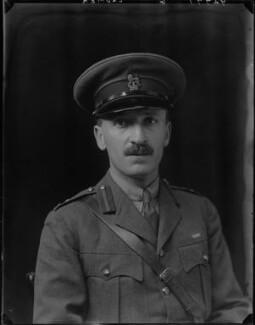 Rowland Thomas Baring, 2nd Earl of Cromer, by Walter Stoneman - NPG x43363