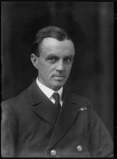 Sidney Robert Drury-Lowe, by Walter Stoneman - NPG x43377