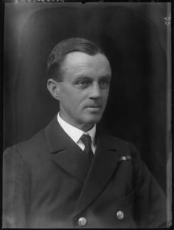 Sidney Robert Drury-Lowe, by Walter Stoneman - NPG x43378