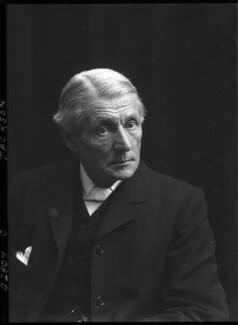 Henry Latimer Jackson, by Walter Stoneman - NPG x43389