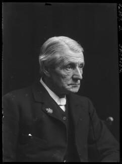 Henry Latimer Jackson, by Walter Stoneman - NPG x43390