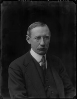 Alan Archibald Campbell Swinton, by Walter Stoneman - NPG x43479