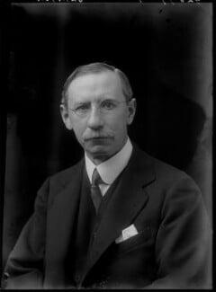 Alan Archibald Campbell Swinton, by Walter Stoneman - NPG x43482
