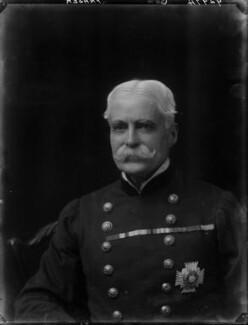 Sir Thomas Fraser, by Walter Stoneman - NPG x43606