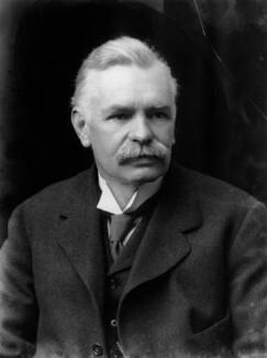 Richard Dixon Oldham, by Walter Stoneman - NPG x43633