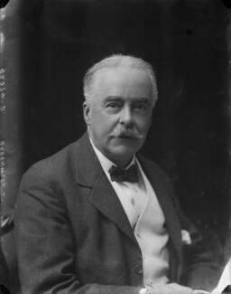 Sir (Granville) George Greenwood, by Walter Stoneman - NPG x43661