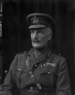 Ivor John Caradoc Herbert Treowen, 1st Baron Treowen, by Walter Stoneman - NPG x43782