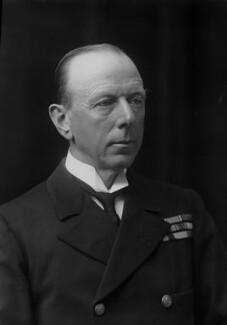 Sir Stanley Cecil James Colville, by Walter Stoneman - NPG x43839