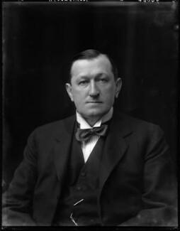 Albert Holden Illingworth, 1st Baron Illingworth, by Walter Stoneman - NPG x43933