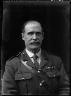 Gerald Charles Adolphe Marescaux, by Walter Stoneman - NPG x44059