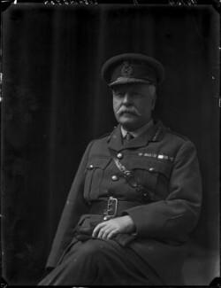 Stephen Lushington, by Walter Stoneman, 1918 - NPG x44083 - © National Portrait Gallery, London