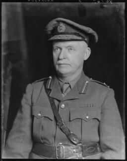 Sir Francis James Anderson, by Walter Stoneman, 1918 - NPG x44086 - © National Portrait Gallery, London