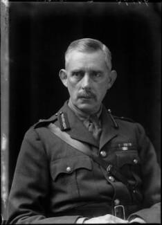 Sir John Emerson Wharton Headlam, by Walter Stoneman - NPG x44093