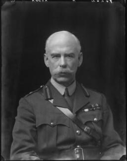 Sir Alfred Keogh, by Walter Stoneman - NPG x44173