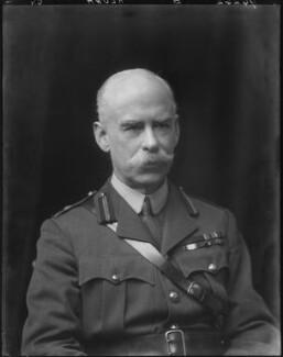 Sir Alfred Keogh, by Walter Stoneman - NPG x44174