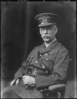 Sir Alfred Keogh, by Walter Stoneman - NPG x44175