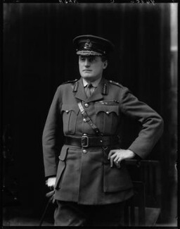 Sir Philip Arthur Manley Nash, by Walter Stoneman - NPG x44261