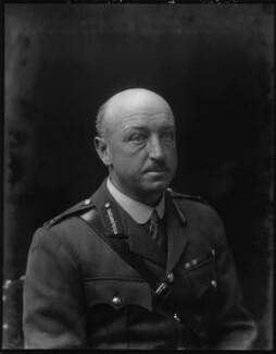 Frederick Walter Radcliffe, by Walter Stoneman - NPG x44271