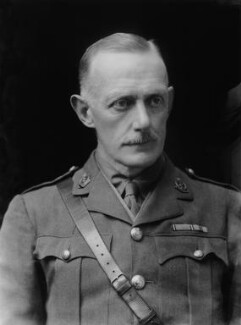 Sir Hugh Mallinson Rigby, 1st Bt, by Walter Stoneman - NPG x44279