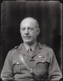 Sir Harold Arthur Lewis Tagart, by Walter Stoneman - NPG x44331