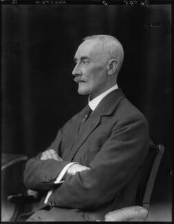 Sir Alexander Cruikshank Houston, by Walter Stoneman - NPG x44432