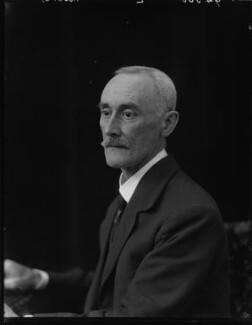 Sir Alexander Cruikshank Houston, by Walter Stoneman - NPG x44433