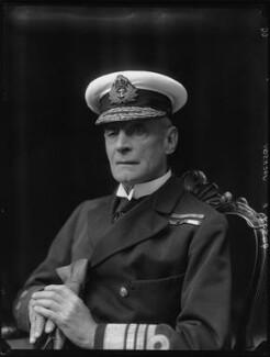 Sir Henry Bradwardine Jackson, by Walter Stoneman - NPG x44510