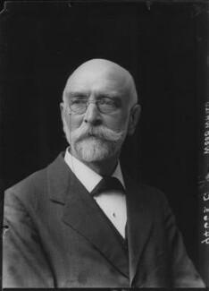 Sir Arthur Smith Woodward, by Walter Stoneman - NPG x44560