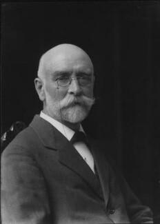Sir Arthur Smith Woodward, by Walter Stoneman - NPG x44561