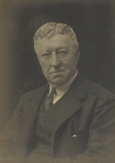 Sir J. Macdonald, by Walter Stoneman, for  James Russell & Sons, circa 1916 - NPG Ax46142 - © National Portrait Gallery, London